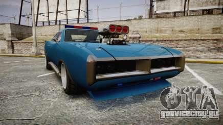 Imponte Dukes Police для GTA 4