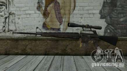 M16S from Battlefield: Vietnam для GTA San Andreas