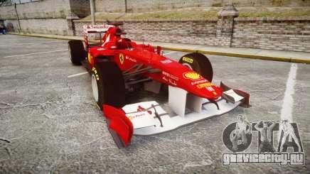 Ferrari 150 Italia Alonso для GTA 4
