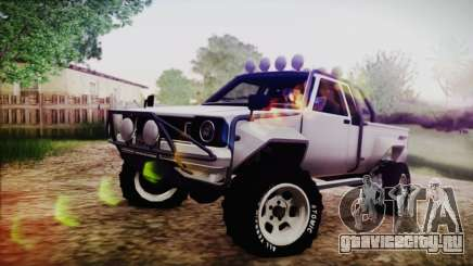 Karin Rebel 4x4 для GTA San Andreas