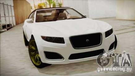 Lampadati Felon GT для GTA San Andreas