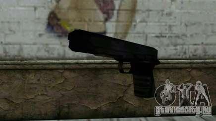 Pistol from Cutscene для GTA San Andreas