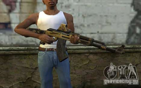 AK47 from PointBlank v2 для GTA San Andreas третий скриншот