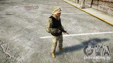 Medal of Honor LTD Camo1 для GTA 4 второй скриншот