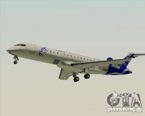 Embraer CRJ-700 China Express Airlines (CEA) для GTA San Andreas салон