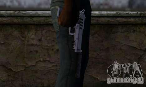 Silenced Pistol from GTA 5 для GTA San Andreas