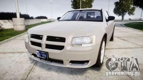 Dodge Magnum 2004 [ELS] Liberty County Sheriff для GTA 4