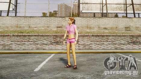Девушка ФБР для GTA 4 пятый скриншот