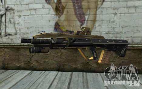 AUG A3 from PointBlank v7 для GTA San Andreas