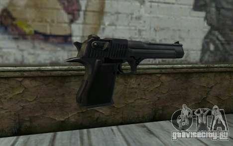 Desert Eagle Standart v2 для GTA San Andreas второй скриншот