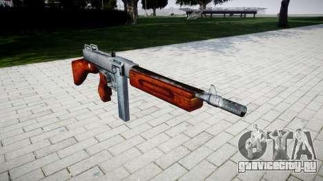 Пистолет-пулемёт Thompson M1A1 box icon3 для GTA 4