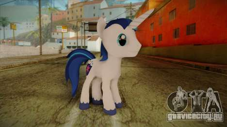 Shining Armor from My Little Pony для GTA San Andreas