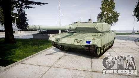 Leopard 2A7 EU Green для GTA 4