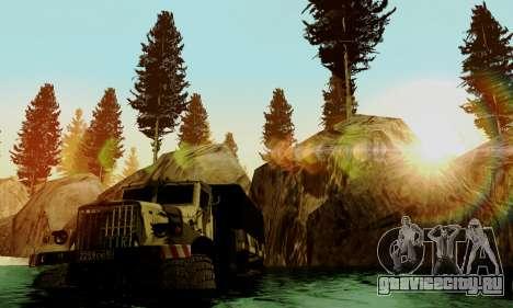 Трасса для бездорожья 4.0 для GTA San Andreas четвёртый скриншот