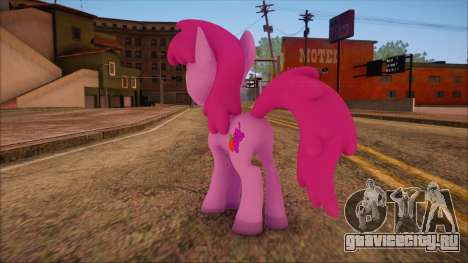 Berrypunch from My Little Pony для GTA San Andreas второй скриншот