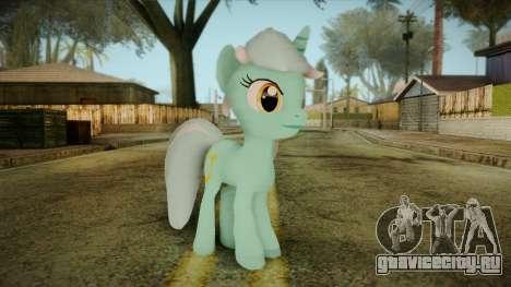 Lyra from My Little Pony для GTA San Andreas