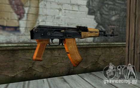AKC74 Без Приклада для GTA San Andreas второй скриншот