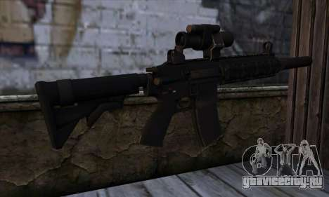 HX AP 15 from Hitman Absolution для GTA San Andreas второй скриншот
