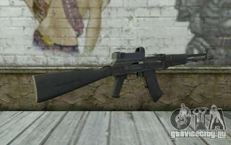 AК-107 from ARMA2 для GTA San Andreas второй скриншот