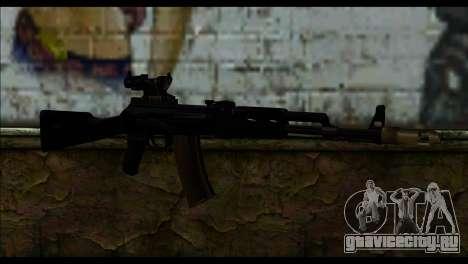 AK-101 ACOG для GTA San Andreas