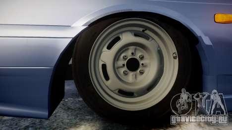 ВАЗ-2114 Lada Samara 2014 для GTA 4 вид сзади