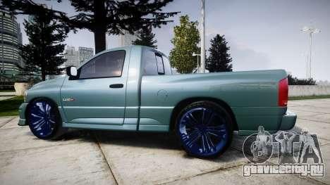 Dodge Ram для GTA 4 вид слева