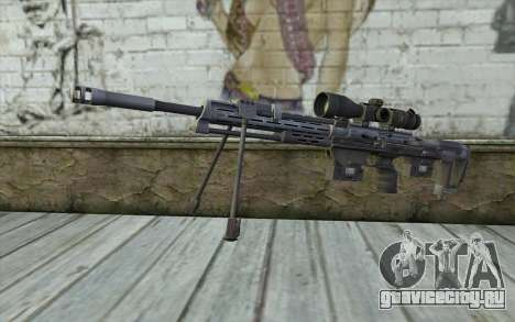 Sniper Rifle from Sniper Ghost Warrior для GTA San Andreas