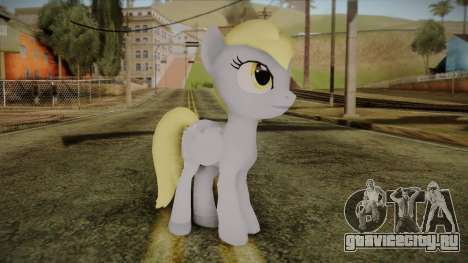 Derpy Hooves from My Little Pony для GTA San Andreas