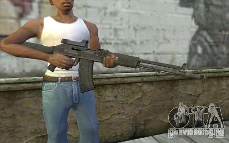 AК-107 from ARMA2 для GTA San Andreas третий скриншот