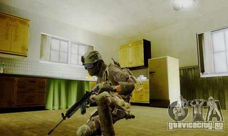 Spec Ops для GTA San Andreas четвёртый скриншот