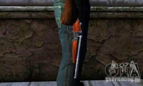 Sawnoff Shotgun для GTA San Andreas третий скриншот
