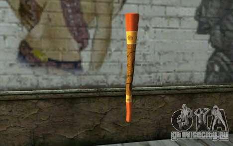 Дудочка для GTA San Andreas второй скриншот