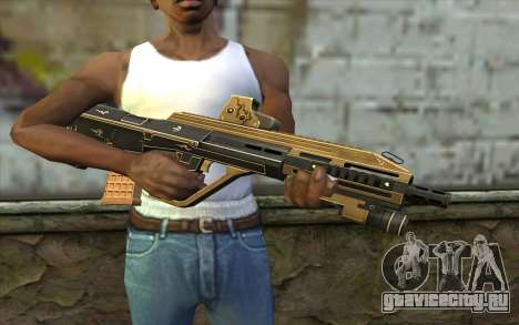 AUG A3 from PointBlank v7 для GTA San Andreas третий скриншот
