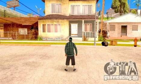 Varios Los Aztecas для GTA San Andreas шестой скриншот