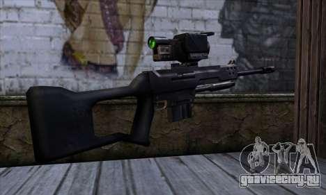 Снайперская винтовка (C&C: Renegade) для GTA San Andreas второй скриншот