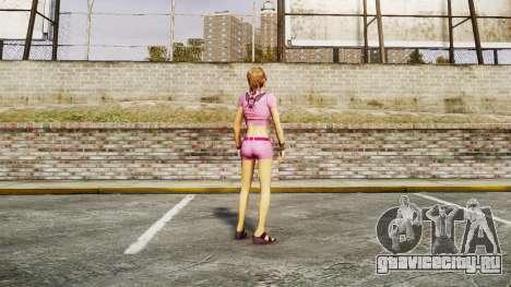 Девушка ФБР для GTA 4 шестой скриншот