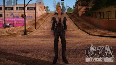 Modern Woman Skin 3 v2 для GTA San Andreas