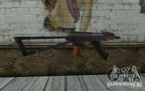 АК47 from Hitman 2 для GTA San Andreas третий скриншот