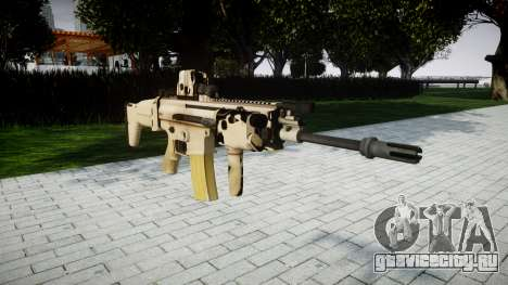 Автомат FN SCAR-L Mk 16 target icon2 для GTA 4