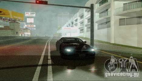 ENB для слабых компьютеров для GTA San Andreas