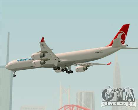 Airbus A340-600 Turkish Cargo для GTA San Andreas