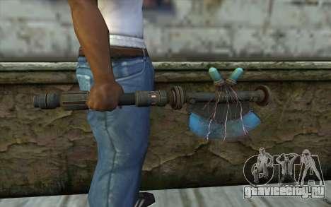 ProtonAxe From Fallout New Vegas для GTA San Andreas третий скриншот