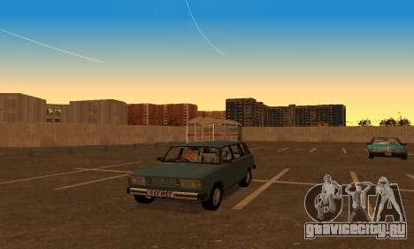Lada 2104 Riva для GTA San Andreas