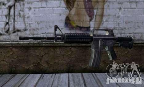 M4 from Far Cry для GTA San Andreas