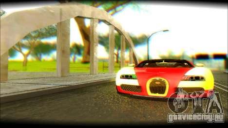 DayLight ENB for Medium PC для GTA San Andreas седьмой скриншот