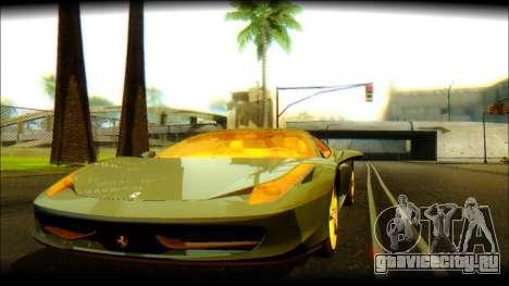 DayLight ENB for Medium PC для GTA San Andreas шестой скриншот