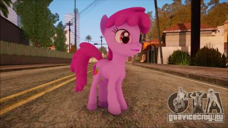 Berrypunch from My Little Pony для GTA San Andreas