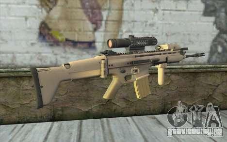 MK16 MK4CQ-T для GTA San Andreas второй скриншот