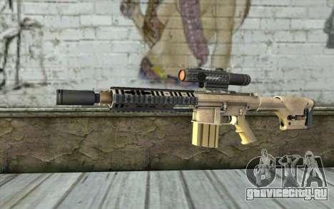 M110 Cuarter Combat Rifle для GTA San Andreas