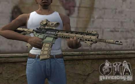 Larue OBR MOHW для GTA San Andreas третий скриншот